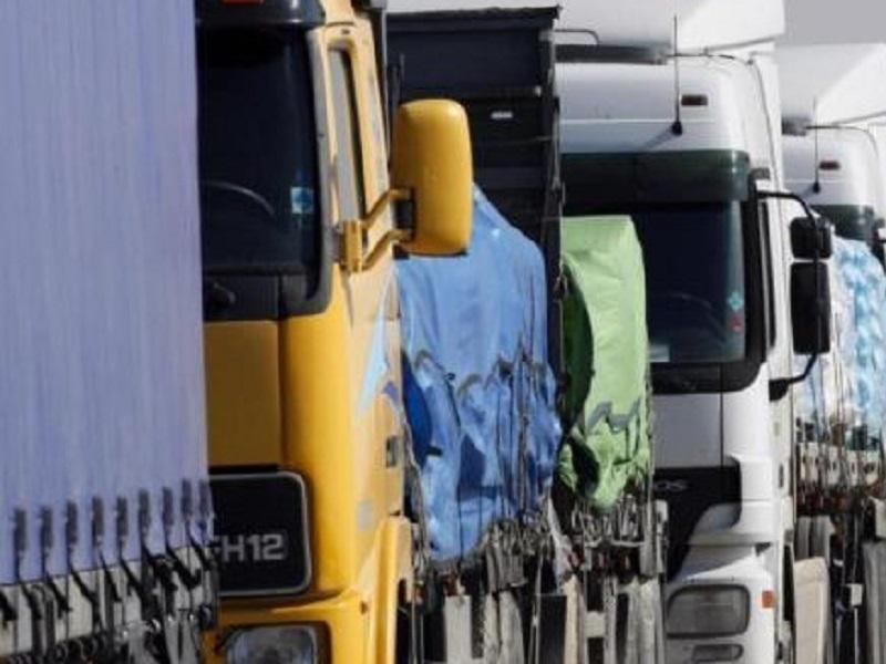 26 фур шымкентской компании не могут проехать через границу в Китай