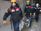 Ликвидировать аварию на ТЭЦ учились спасатели Шымкента