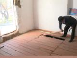 Дыры в полу появились в школе Сарыагашского района