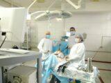Больных раком оперируют методом лапароскопии в Шымкенте