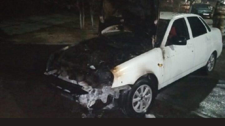 Военнослужащие Нацгвардии предотвратили взрыв автомобиля в Шымкенте