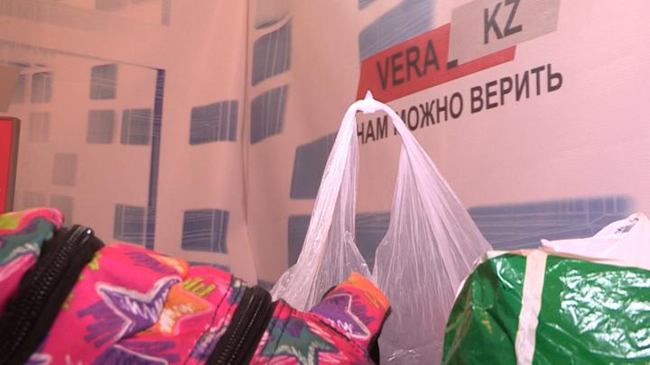 Товар в социальный магазин отвезли участники проекта «Корзинка добра»