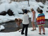 Крещенские купания в Шымкенте запрещать не будут