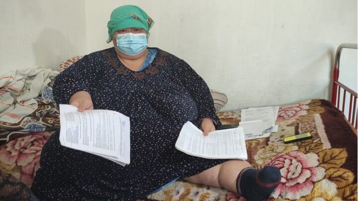 Жить, чтобы расплатиться по кредиту, мечтает жительница Туркестанской области