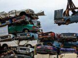 Старые авто на утилизацию в Шымкенте начнут принимать с 11 января