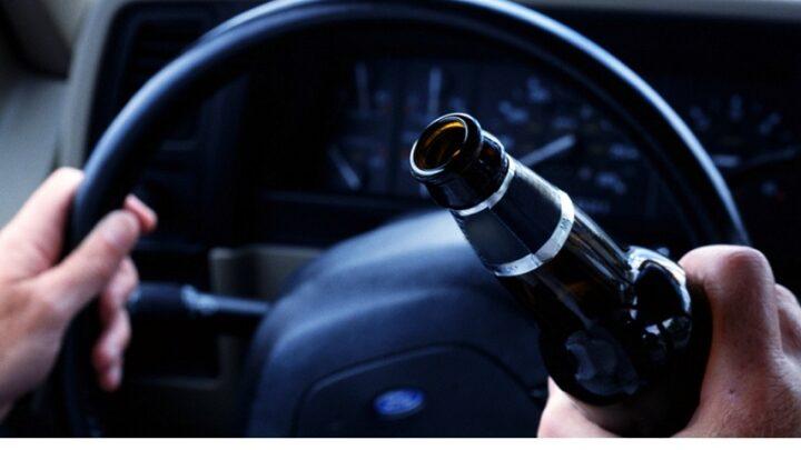 687 пьяных водителей в Туркестанской области лишили прав