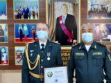 Гвардеец, спасший девушку от насильников, получил награду