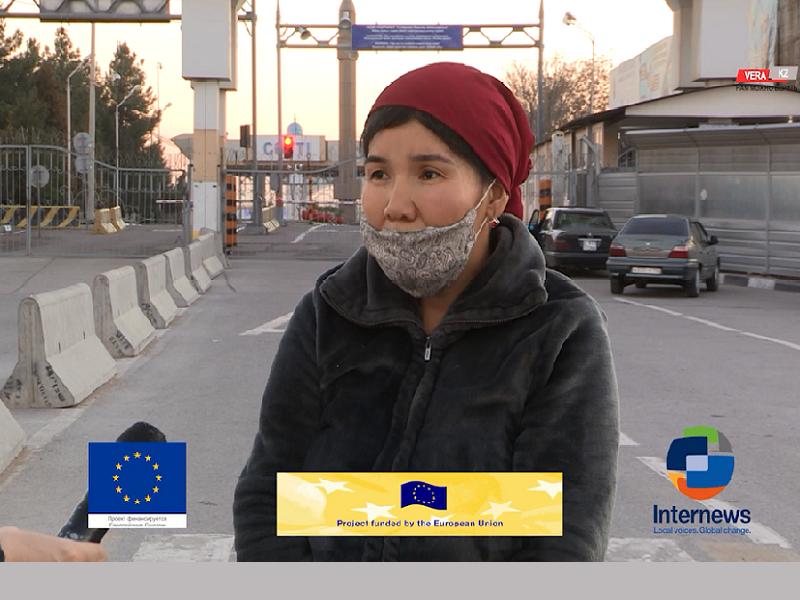 Многодетная мать вернулась с новыми документами из Узбекистана к детям