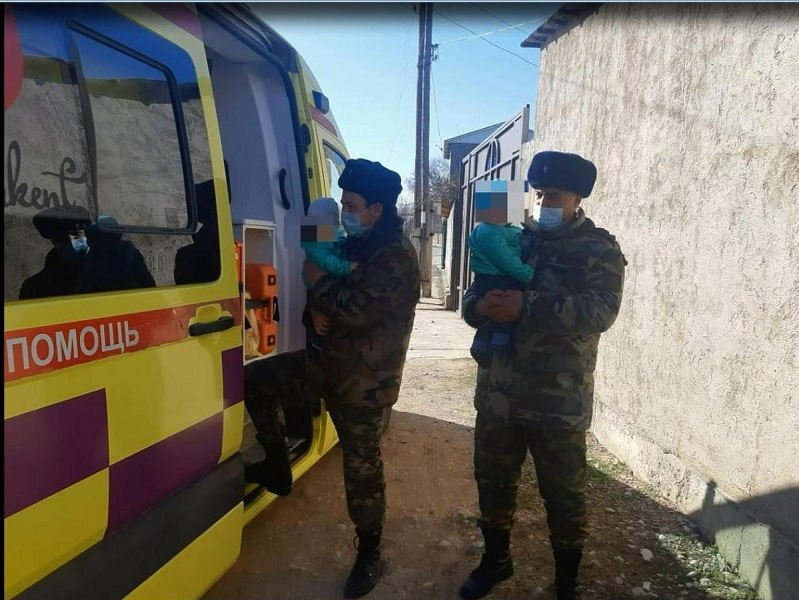 Семья едва не погибла от отравления в Шымкенте