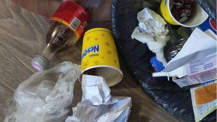 Казахстанцы могут пожаловаться на мусор