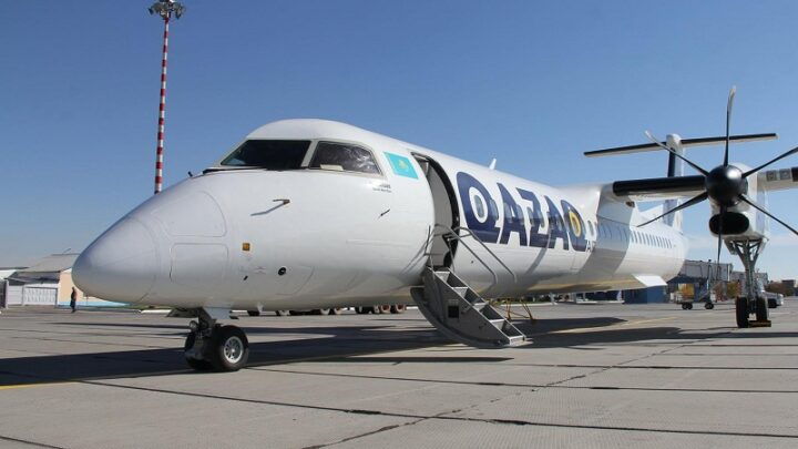 Два авиаинцидента произошли в Казахстане