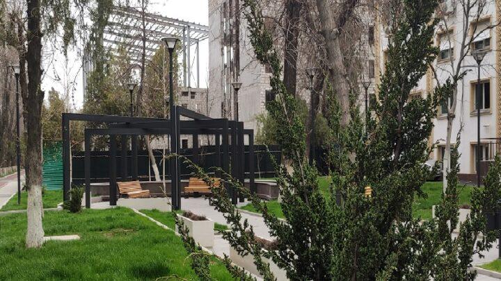 Ученики всех классов возвращаются в школы в Шымкенте