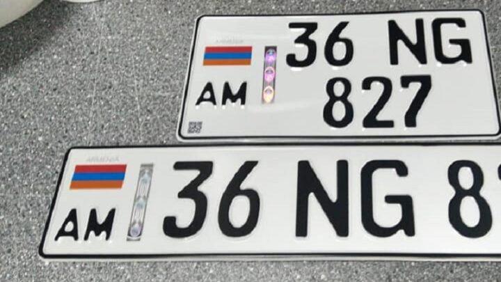 Срок регистрации автомобилей из Армении продлили в Казахстане