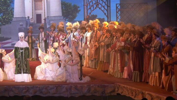 Отзывы о премьере «Домалак ана» в театре оперы и балета Шымкента