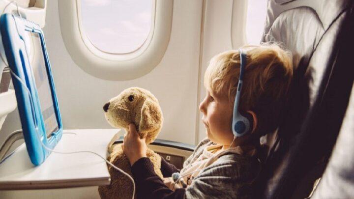 Бесплатные авиабилеты для детей предлагают внедрить в Казахстане