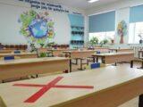 В карантине находятся 32 школы Шымкента