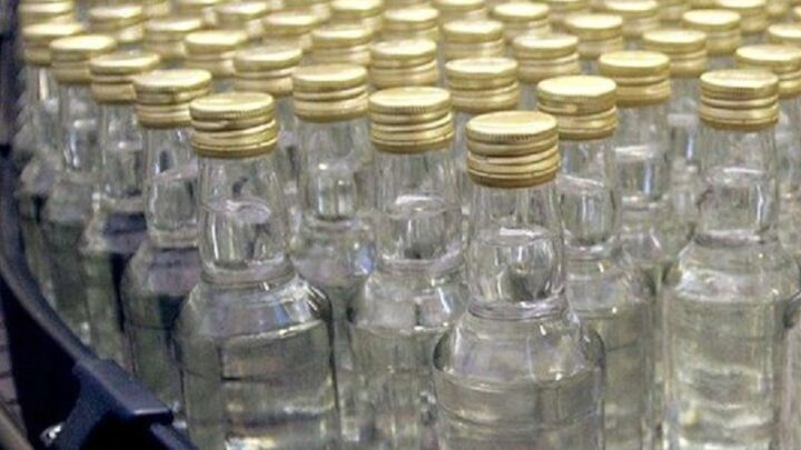 Суррогатный алкоголь на 35 млн тенге изъяли в Шымкенте