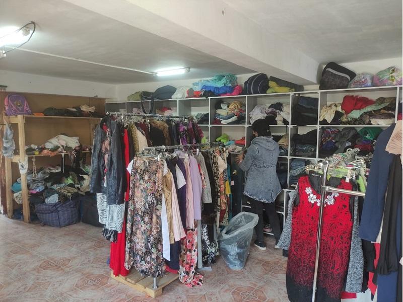В Шымкенте «Социальный магазин» помогает людям с ограниченными возможностями