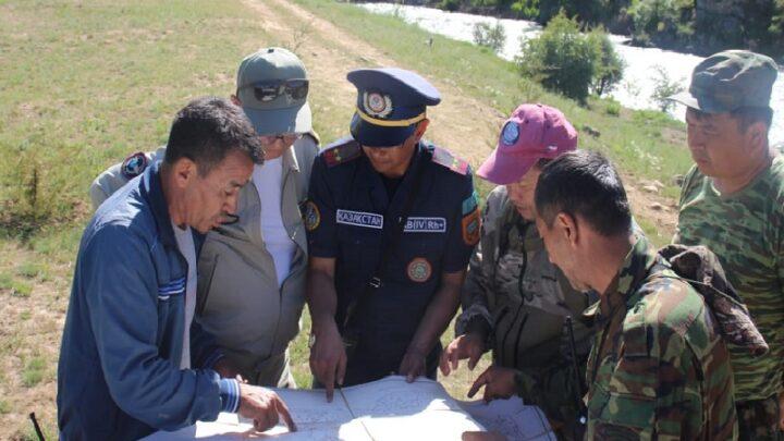 Спасатели МЧС Узбекистана привлечены к поискам пропавших туристов в горах Туркестанской области