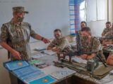 В Шымкентском гарнизоне более 900 военных специалистов