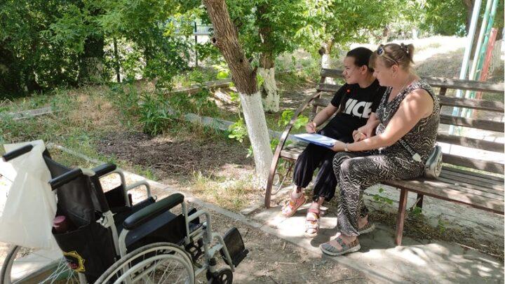 История о том, как 13-летняя девочка с ДЦП идет к своей мечте