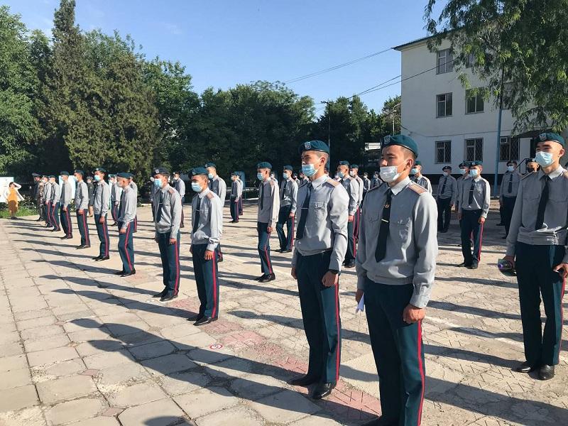 131 бал набрал на ЕНТ выпускник шымкентской республиканской школы «Жас улан»