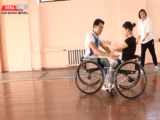 «Надо чаще выходить из дома!»-инвалид-колясочник Ермек Калымбетов рассказывает...