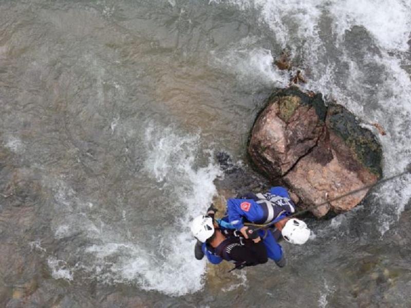 Найдены вещи пропавших туристов в Туркестанской области