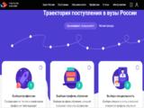 Как казахстанцу поступить в российский вуз онлайн