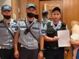 В Шымкенте гвардейцы пресекли несколько правонарушений за один вечер