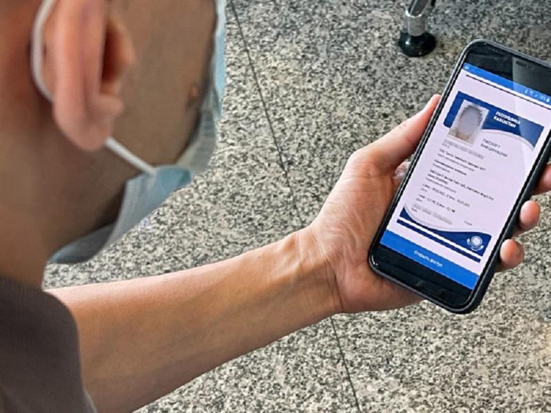 Мошеннические схемы при продаже паспортов вакцинации раскрыли в МВД