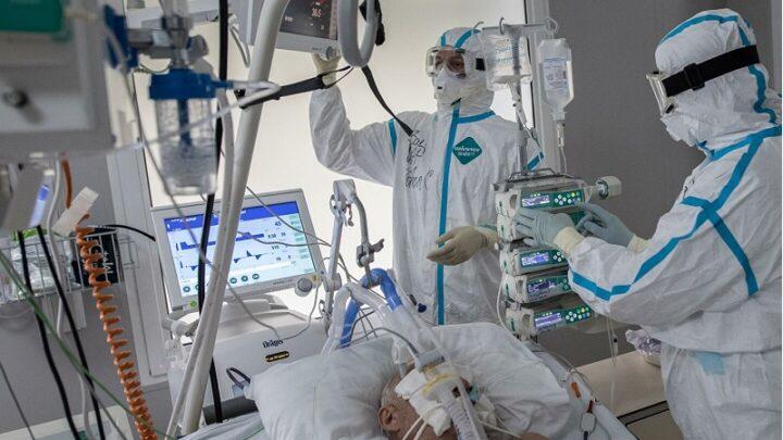 31 человек с COVID-19 находятся в реанимации инфекционного стационара Шымкента