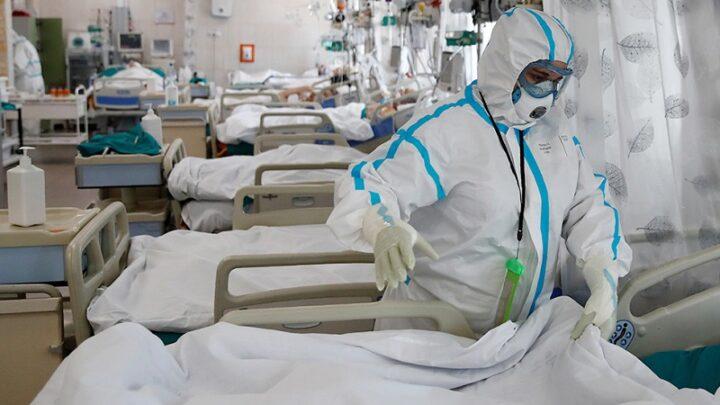 В Шымкенте в инфекционных стационарах осталось всего 799 свободных коек