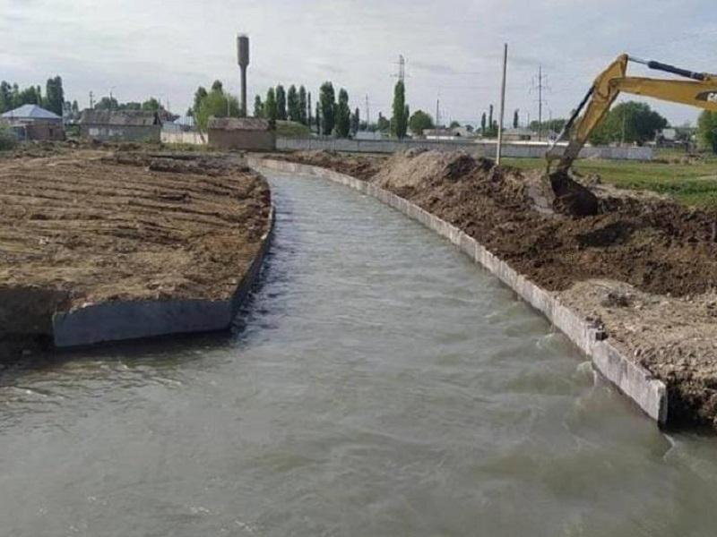 В Казахстане построят три водохранилища