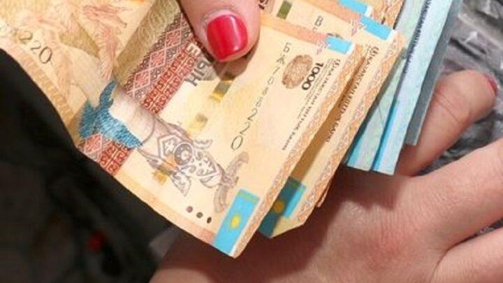 203114 тенге среднемесячная заработная плата в Шымкенте
