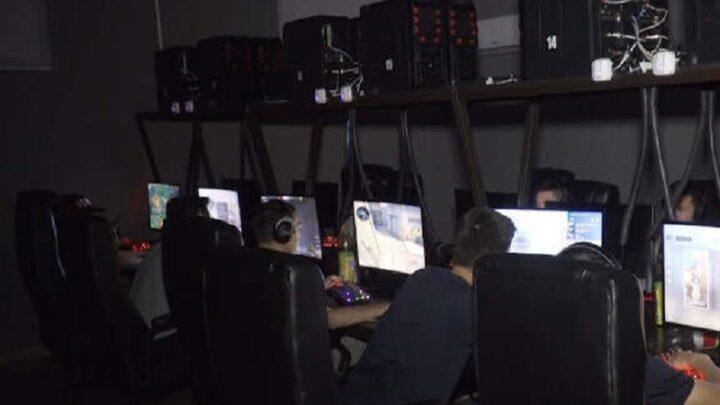 В Шымкенте компьютерный клуб нарушил карантин