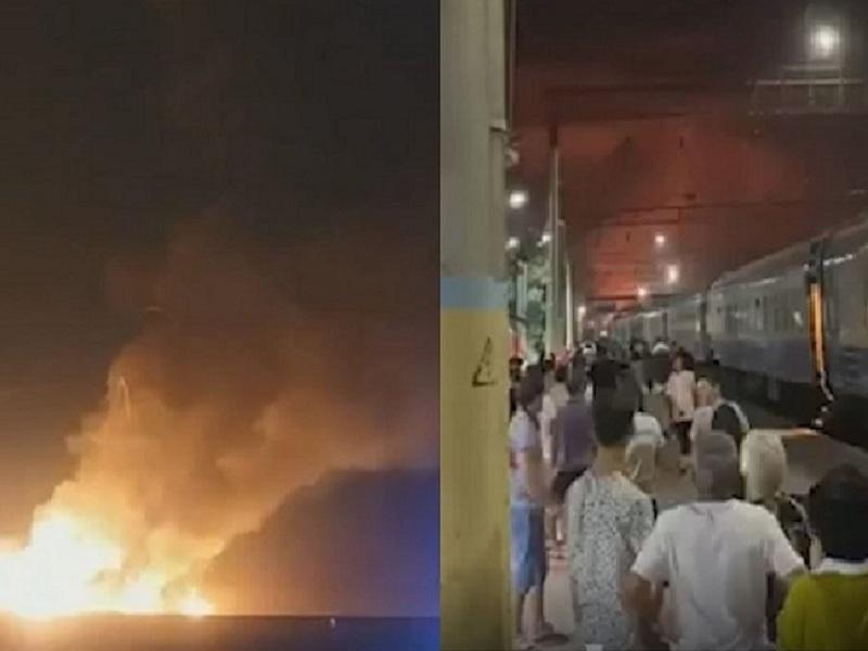 Из-за взрывов под г.Тараз уже оформили возврат проездных документов на сумму 2,5 млн тг.