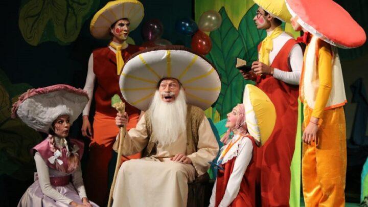 Русский драматический театр в Шымкенте приглашает на детские спектакли