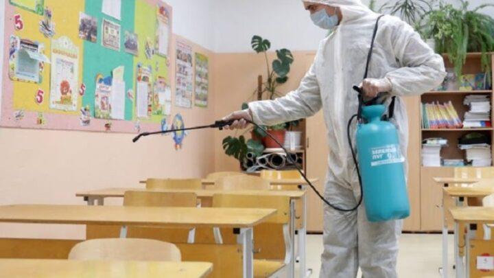 Ученики 114 классов шымкентких школ отправлены в карантин из-за covid-19