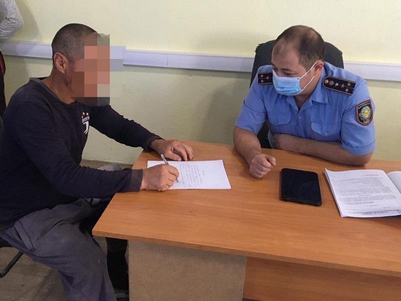Новости Шымкент Казахстан Туркестан иностранцы мигранты