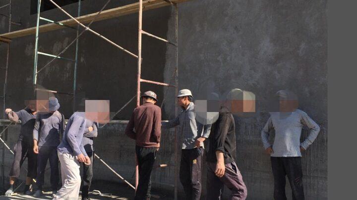 35 иностранцев незаконно работали в Туркестане