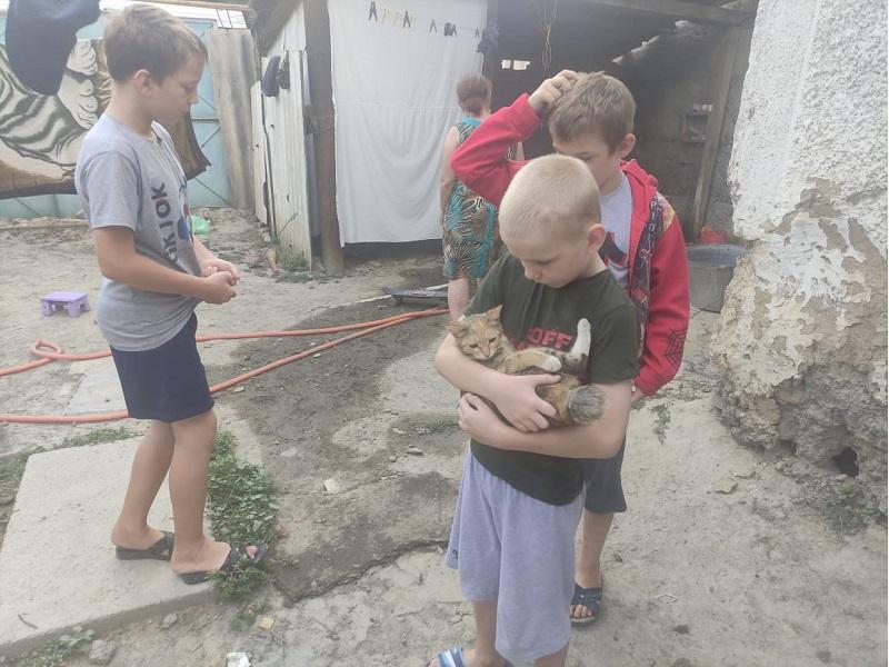 Многодетной маме из Шымкента требуется помощь на обследование сына в столице