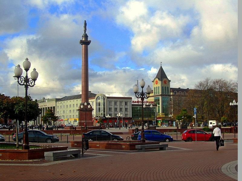 Рейсы в Калининград открыл Казахстан