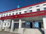 В Туркестанской области открыты новое здания ДЧС и пожарная часть