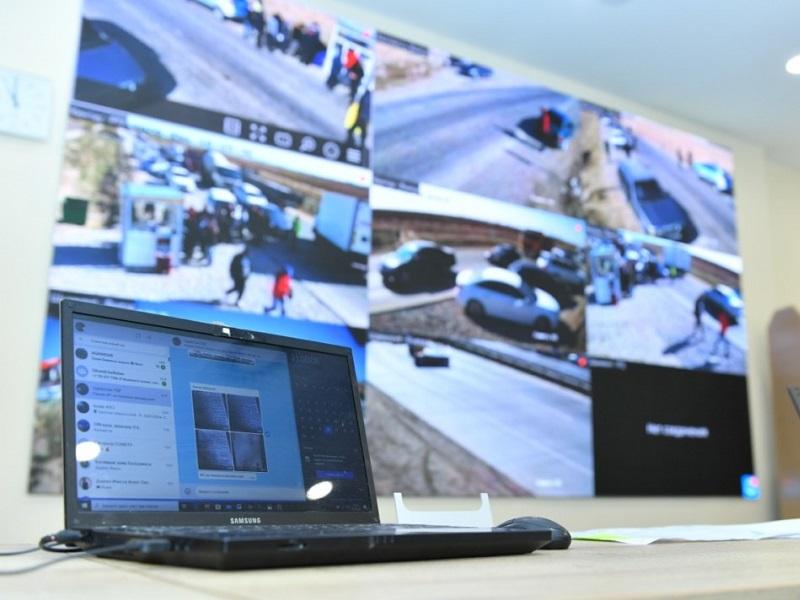 67,5 тысяч правонарушений с помощью камер выявлено в Туркестанской области