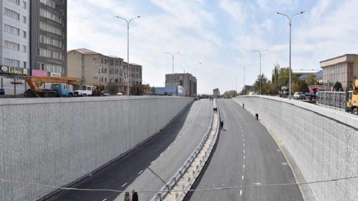 Чтобы удешевить развязку на Кунаева, в проекте отказались от посадки деревьев