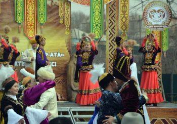 Древний фестиваль «Саиль-Кошкар ата» провели в Шымкенте.