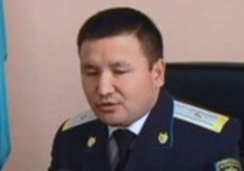 За взятку в особо крупном размере осужден экс-прокурор Туркестана.